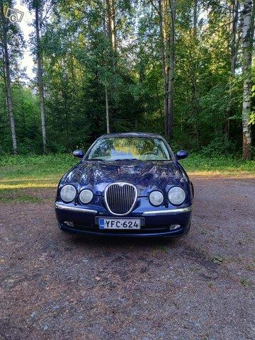 Jaguar S-Type, kuva 1
