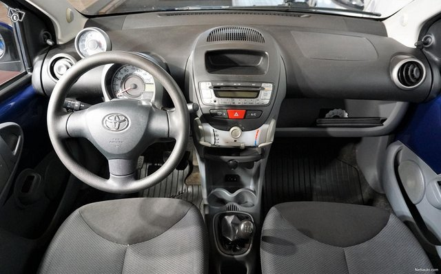 Toyota Aygo 5