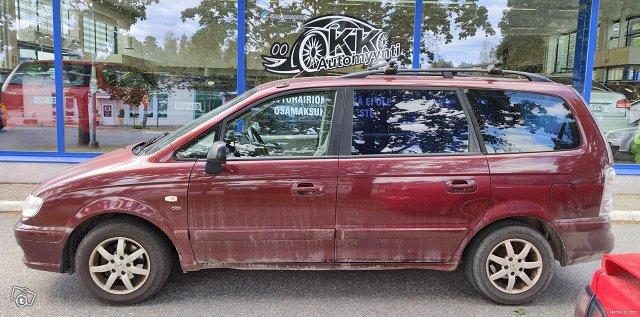Hyundai Trajet 2