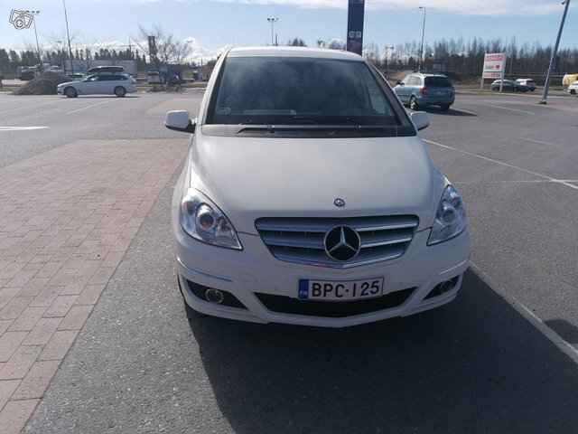 Mercedes-Benz B-sarja, kuva 1
