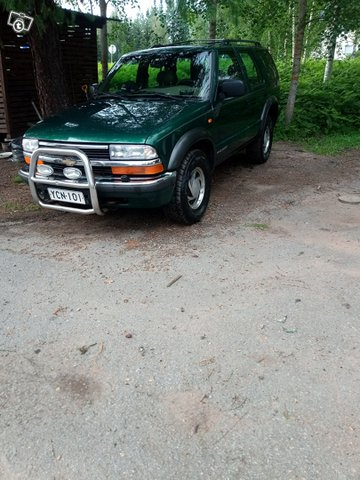 Chevrolet Blazer, kuva 1