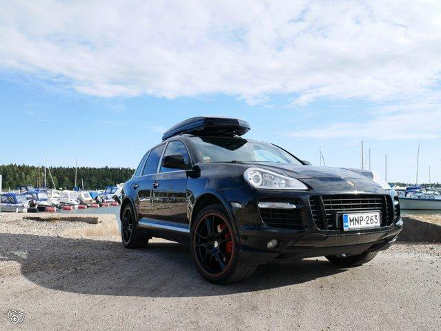 Porsche Cayenne, kuva 1