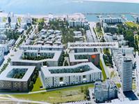 Helsinki Vuosaari Kahvipavunkuja 1 2h, kk, avok, K