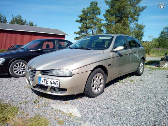 Alfa Romeo 156, kuva 1