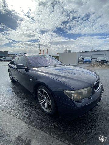 BMW 740d, kuva 1