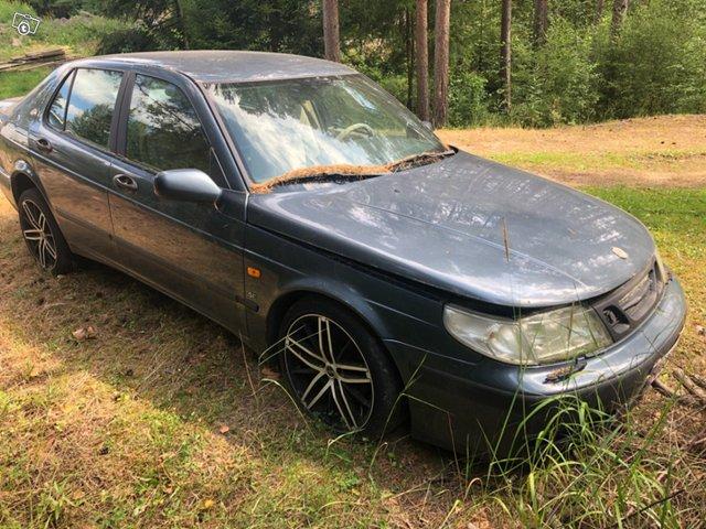 Saab 9-5, kuva 1
