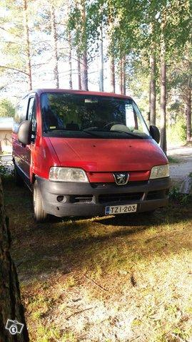 Peugeot Boxer, kuva 1