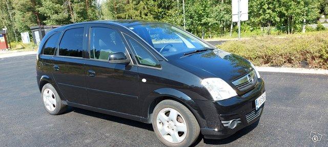 Opel Meriva, kuva 1