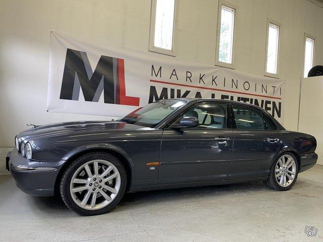 Jaguar XJR, kuva 1