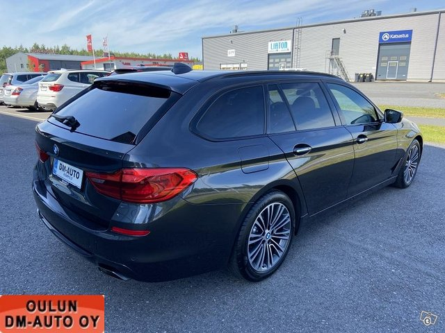 BMW 540 6