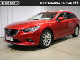 Mazda Mazda6, Autot, Hämeenlinna, Tori.fi