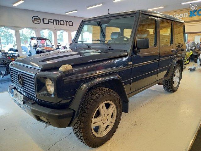 Mercedes-Benz G 1