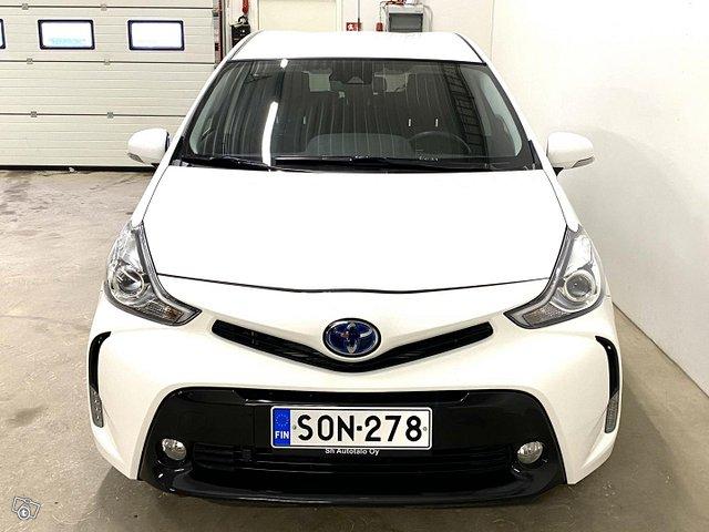 Toyota Prius+ 7
