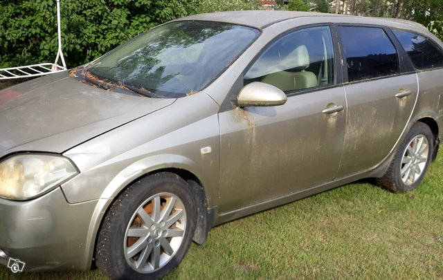 Nissan Primera, kuva 1