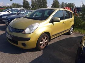 Nissan NOTE, Autot, Kempele, Tori.fi