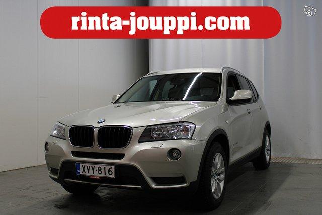 BMW X3, kuva 1