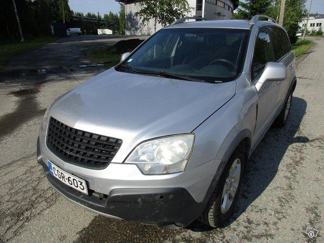 Opel Antara 1
