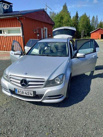 Mercedes-Benz C 220, kuva 1