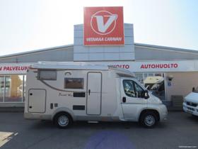 Bürstner Travel Van T570, Matkailuautot, Matkailuautot ja asuntovaunut, Ylivieska, Tori.fi