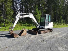 Bobcat 337 Kumitela Kaivinkone, Maanrakennuskoneet, Työkoneet ja kalusto, Ylivieska, Tori.fi