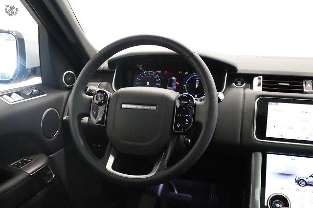 Land Rover Range Rover Sport 10