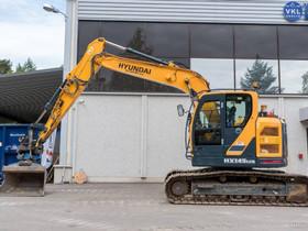Hyundai HX145LCR PYÖRITTÄJÄLLÄ, Maanrakennuskoneet, Työkoneet ja kalusto, Tuusula, Tori.fi