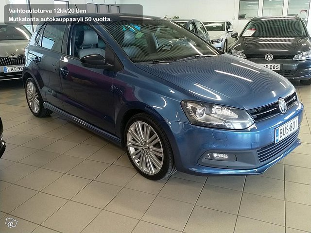 Volkswagen, VW POLO 3
