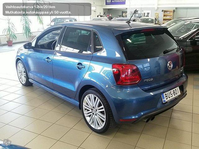 Volkswagen, VW POLO 4