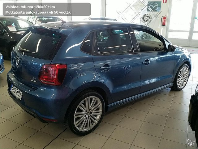 Volkswagen, VW POLO 5