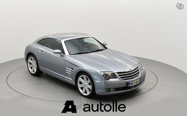 Chrysler Crossfire 2