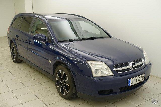 Opel VECTRA, kuva 1