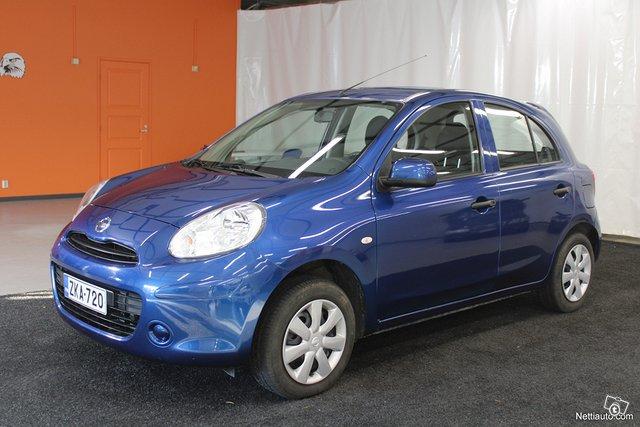 Nissan Micra, kuva 1