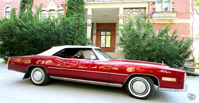 Cadillac Eldorado 8