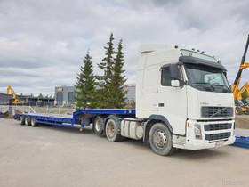 Volvo FH12 460 Fliegl Lavetti, Kuljetuskalusto, Työkoneet ja kalusto, Pirkkala, Tori.fi