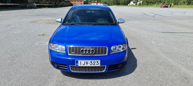 Audi S4, kuva 1
