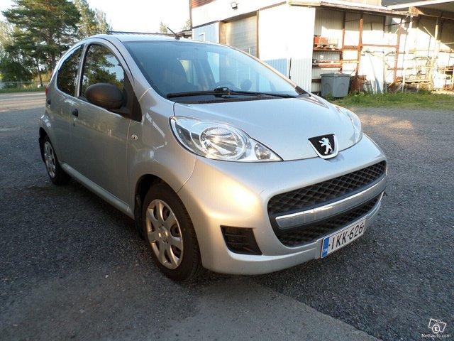 Peugeot 107 2
