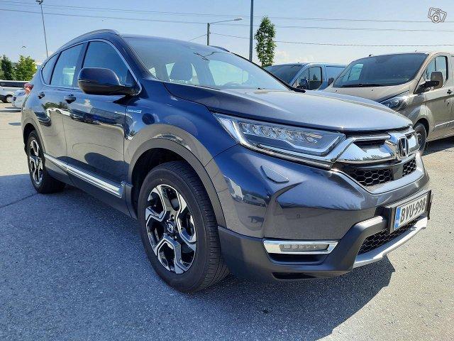 Honda CR-V 1