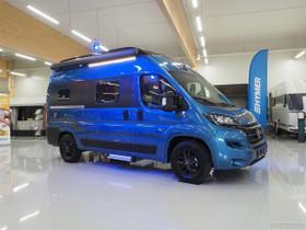 Hymer FREE 540 Blue Evolution, Matkailuautot, Matkailuautot ja asuntovaunut, Kaarina, Tori.fi