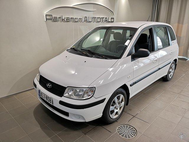 Hyundai Matrix 1