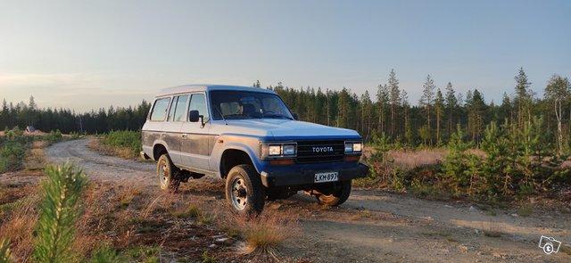 Toyota Land Cruiser, kuva 1