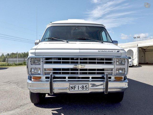 Chevrolet Chevy Van G20 2