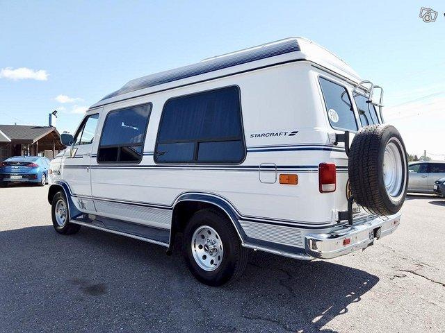 Chevrolet Chevy Van G20 5