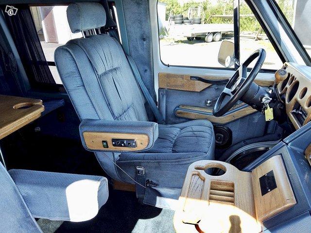 Chevrolet Chevy Van G20 13