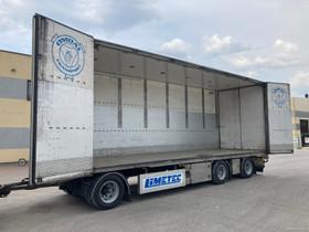 Krone Limetec VPU 330, Peräkärryt ja trailerit, Auton varaosat ja tarvikkeet, Helsinki, Tori.fi