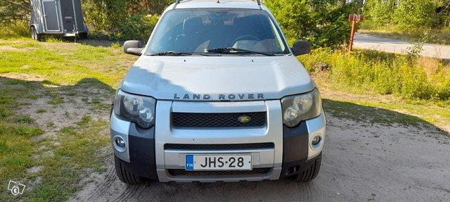 Land Rover Freelander, kuva 1