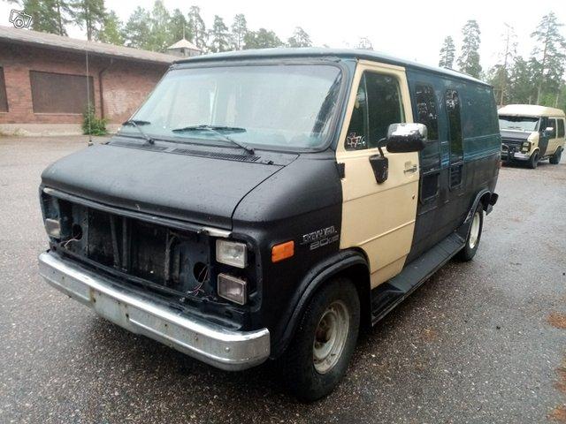 Chevrolet Van, kuva 1