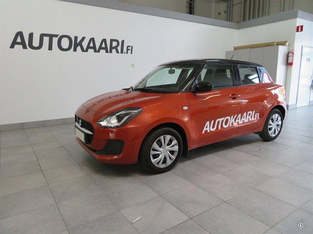 Suzuki Swift, kuva 1