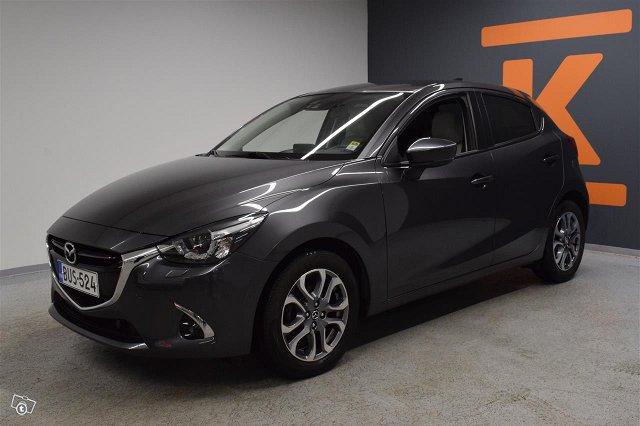 Mazda Mazda2, kuva 1