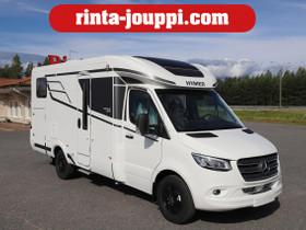 Hymer bmc-t 550 white line, Matkailuautot, Matkailuautot ja asuntovaunut, Kempele, Tori.fi
