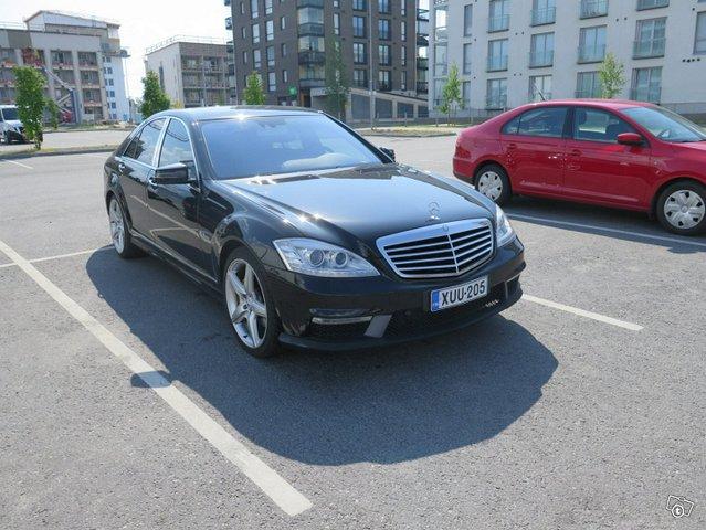 Mercedes-Benz S-sarja, kuva 1